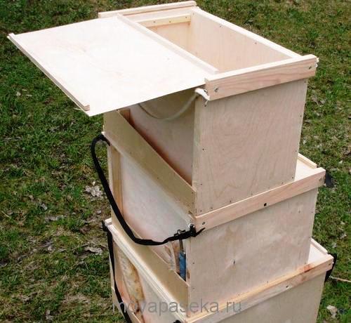 Сделать ловушку своими руками для пчел