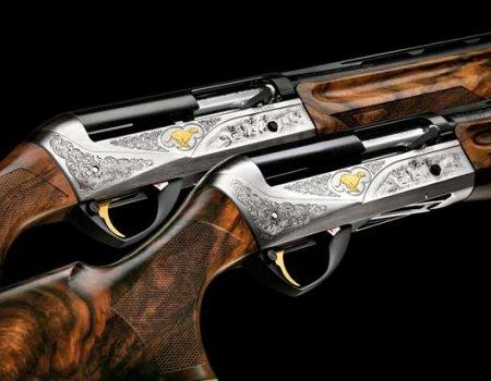 Кучность охотничьих ружей