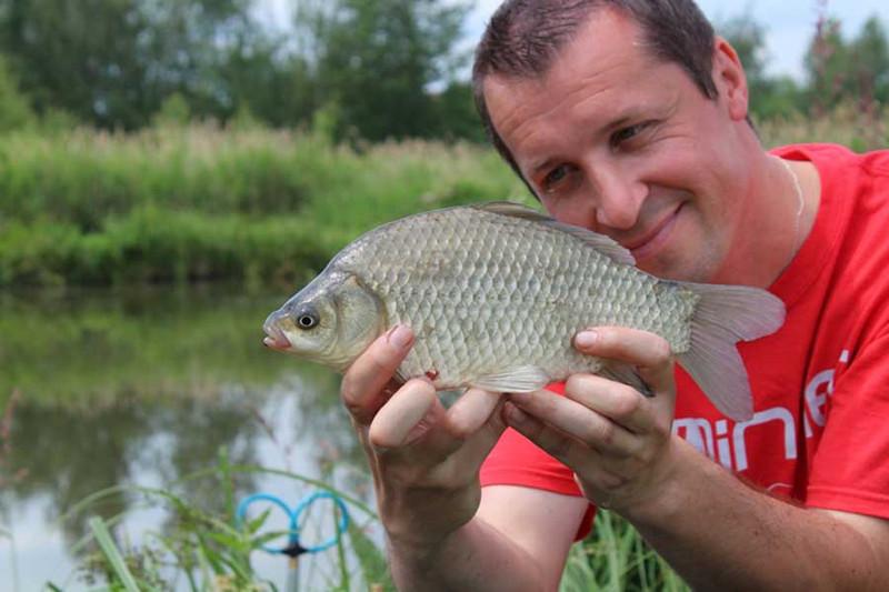 Рыбалка на флэты