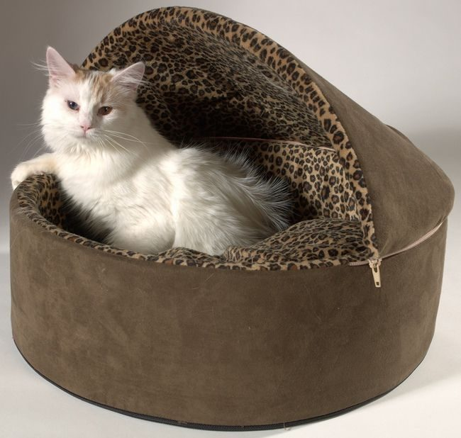 Лежак для кошки своими руками сшить