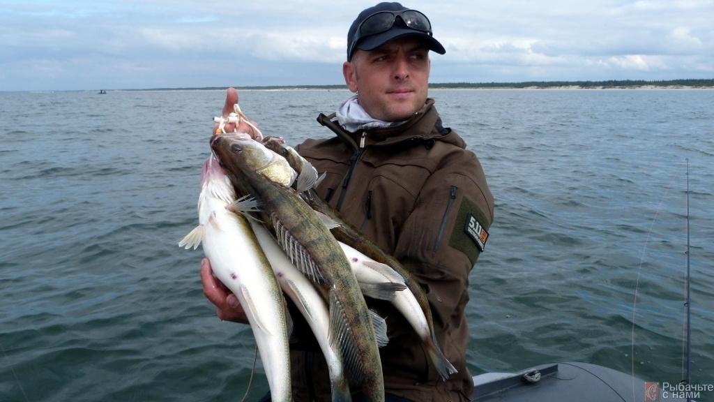 Рыбалка на лоханке